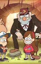 What Is She? [Gravity Falls Reader Insert] by 17gnomes-ina-coat
