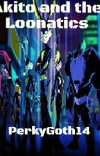 Akito and the Loonatics by PerkyGoth14