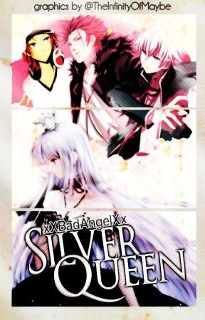 Silver Queen (K project fan-fic) by Infinity_of_Nobody