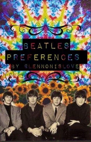 Beatles preferences ❥