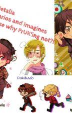 2p Hetalia Scenarios and Imagines, because why FrUK'ing not?! by DakiKado