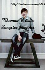 Thomas Sangster/Newt imagines *requests closed* by Lostmazerunnergirl25