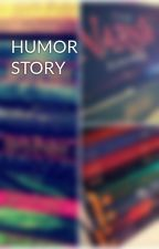 HUMOR STORY by the8thguy