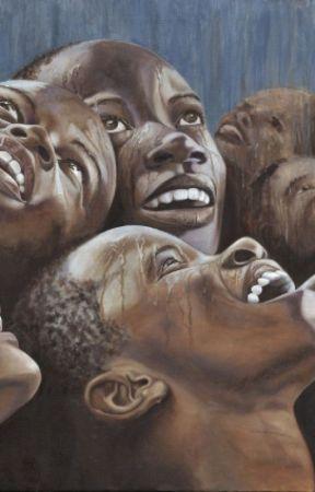 Afrika Ya Yagmur Yagdi Kirmiziyi Siyaha Boya Sayfa 11 Wattpad