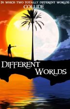 Different Worlds (Harry Potter | Percy Jackson Crossover) by hydrophilous