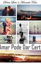 Amar pode dar certo (Romance Gay) by Drica_G