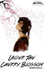 Under The Cherry Blossom ↠ Zuko x OC by SparklyWaffle