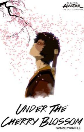 Under the Cherry Blossom ↠ Zuko x OC ✔️ by SparklyWaffle