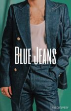 Blue Jeans (larry stylinson) by hescurlyboy