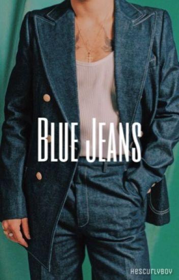 Blue Jeans (larry stylinson)