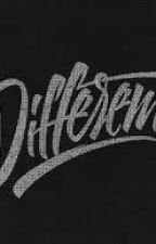 Different by Maesbookz