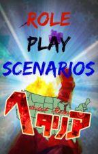 Roleplay Scenarios by 50StatesOfHetalia