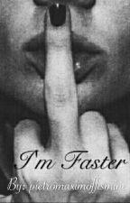 I'm Faster by buckybarnesismine