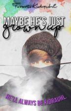 Maybe he's just grown up /jb/ by TorontoKidrauhl