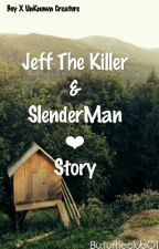 Jeff The Killer & Slenderman Love Story by turtleclub01