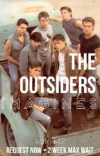 The Outsiders Imagines by kate842