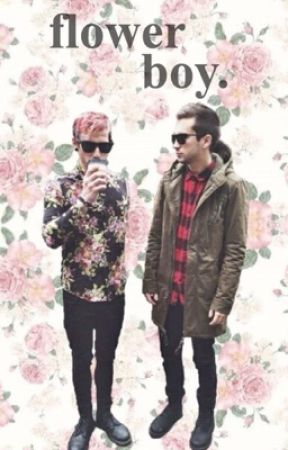 flower boy. //Joshler AU by stoneymaloney666