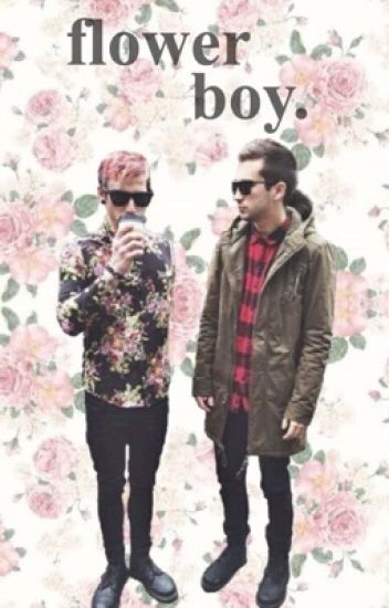flower boy. //Joshler AU