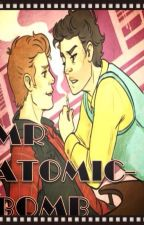 Mr Atomic-Bomb || Destiel 'Outsiders' AU by wingsandhunters