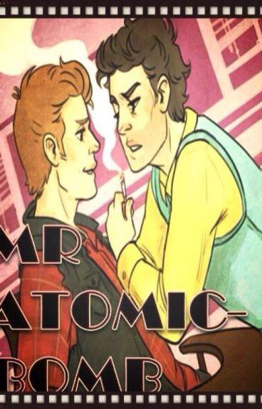 Mr Atomic-Bomb    Destiel 'Outsiders' AU