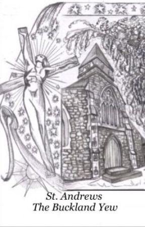 St Andrews Buckland Yew by JennyAJones