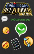 whatsapp saint seiya by Esmeralda_sempai
