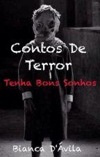 Contos aleatórios de terror by Biancamdsouza