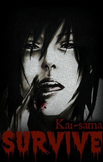 Survive [Yandere!Sasuke x Reader]