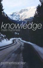 knowledge | mats hummels by permertesacker