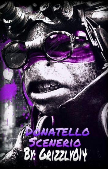TMNT Donatello Scenerio- 2014 (Completed)