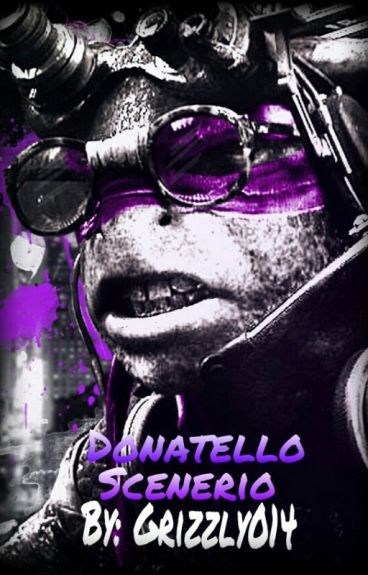 TMNT Donatello Scenerio- 2014 (Completed)