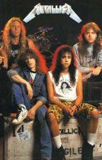 Metallica One-Shots by fixxxer97