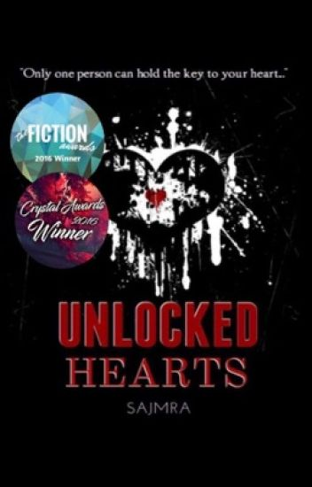Unlocked Hearts #wattys2016 #trailblazer