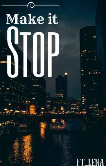 Make it Stop [PJO Mortal AU]