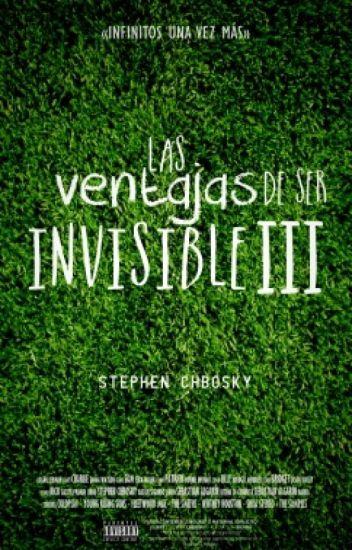 Las Ventajas De Ser Invisible 3