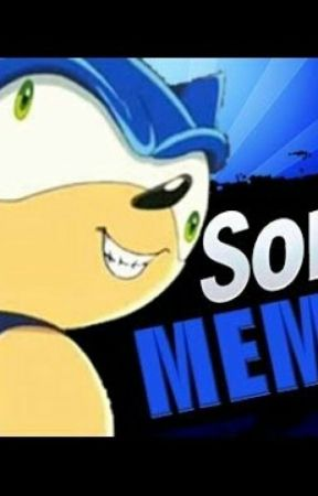 SoNiC  MeMeS by silversenpai06
