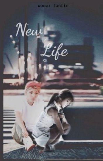 A New life ~ woozi fanfic