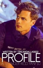 Profile//Spencer Reid//Criminal Minds  by tincandallas822