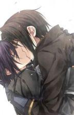 Demon love (ciel x sebastian) by otakuchaaaan