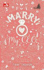 Marry My CEO (Dalam Proses Penerbitan) by depurple