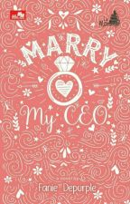 Marry My CEO (Cetak) by depurple