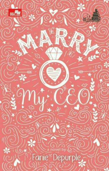 Marry My CEO (Cetak)