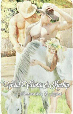 Vestal Victoria's Kinship by mazimai
