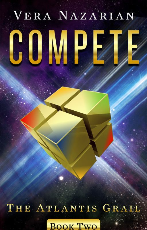 COMPETE: The Atlantis Grail (Book Two) - Preview by VeraNazarian