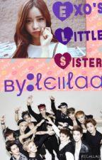 Exo's Little Sister by leiilaa00
