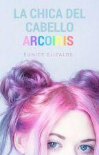 La chica del cabello arcoiris. by EuniceElizalde