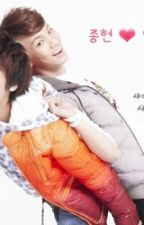 A Sparkly Encounter (A JongKey Fanfic) by jann-itionary
