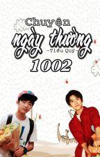 [ Đoản văn - Tỉ Hoành ] Chuyện ngày thường by Xiaogui1002