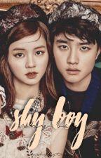 Shy boy ➳ Kyungsoo by exobxngtan