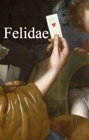 Felidae •Benny Weir• by Its_Grimm